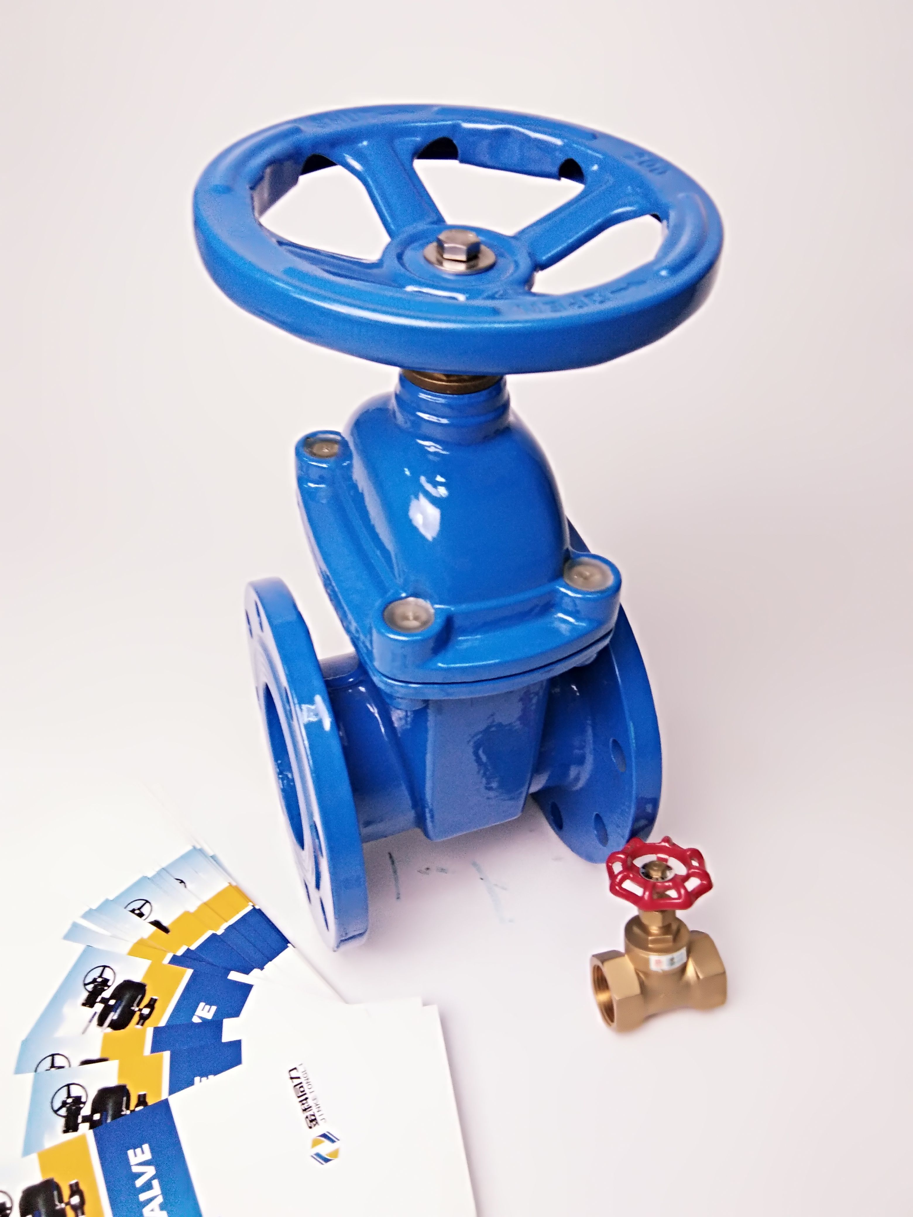 Gate valve produced by hebei tongli automatic control