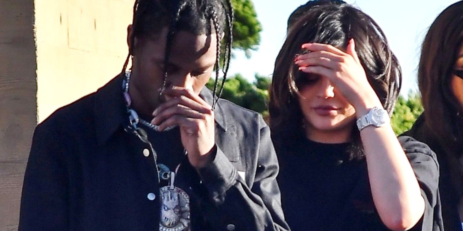 Kylie Jenner and Travis Scott Went on Their First Date