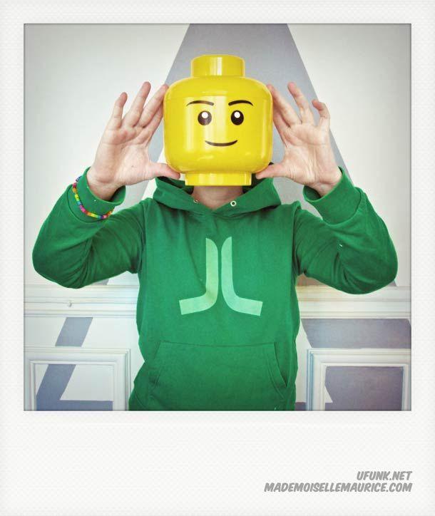 Minifig me! LEGO-faced self-portraits. | Art | Pinterest | Alabama ...