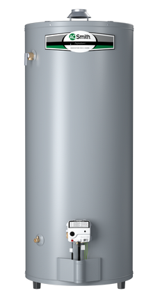 Advantages Of Hybrid Electric Water Heater Versus Natural Gas Power Vent Water Heater Water Heater Electric Water Heater Hot Water Heater