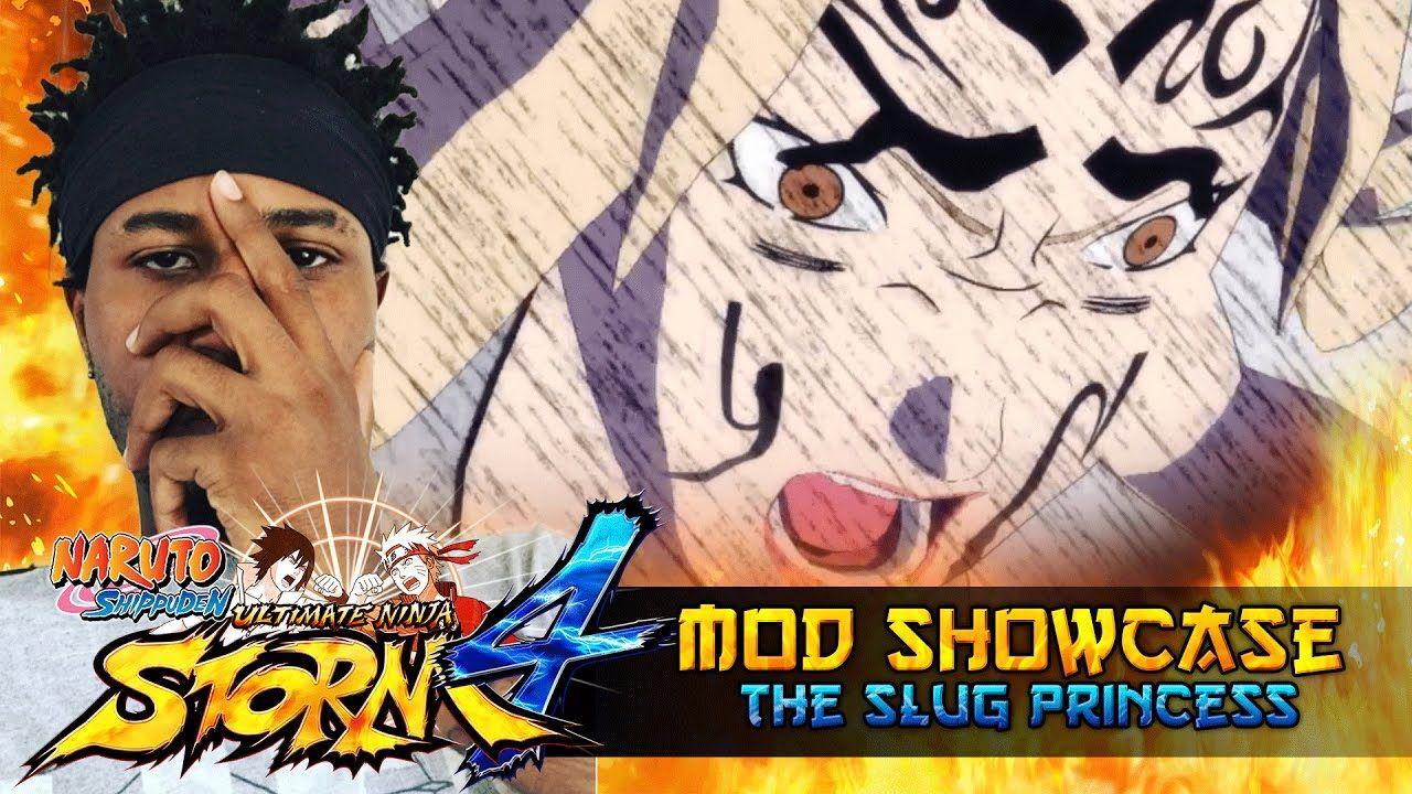 awesome Clear MOD!!! Slug Princess Tsunade!!! Naruto