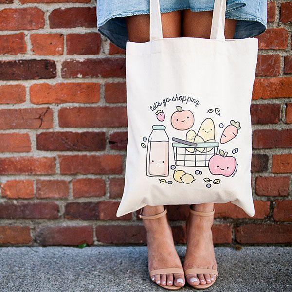 Photo of Momomints Tote Bags – Super Cute Kawaii!!
