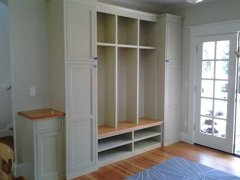 Mudroom Organization | Mudroom/ Laundryroom | Pinterest | Muebles de ...
