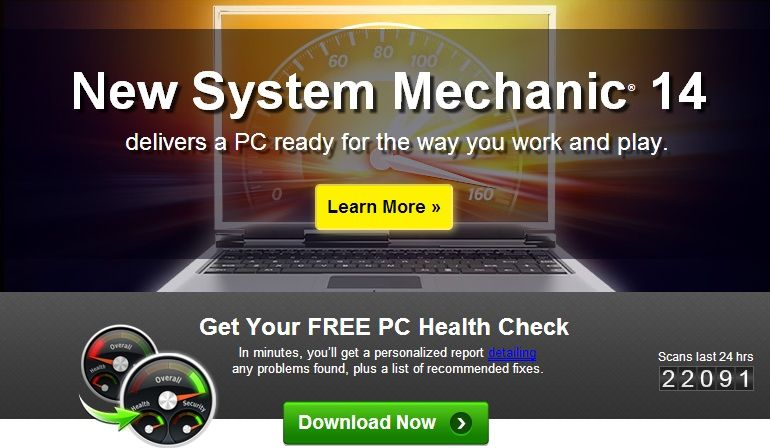 System Mechanic Pro 14 Crack and Activation Key Free Download ...