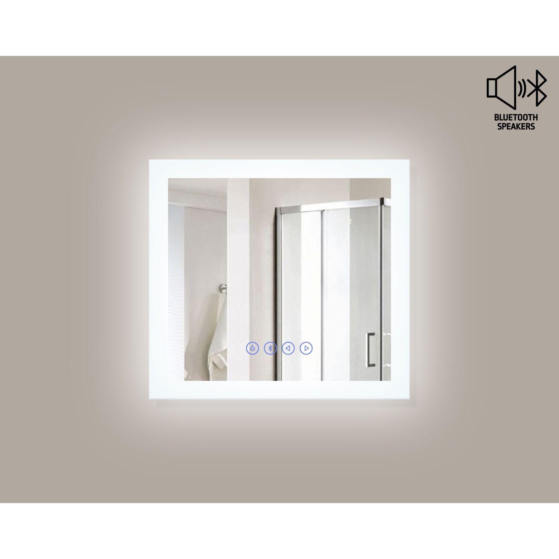 MTD Vanities Encore BLU103 LED Illuminated Bathroom Mirror with ...