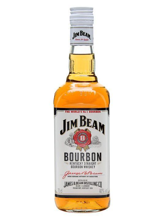 Jim Beam White Label Jim Beam Whisky Bourbon Kentucky