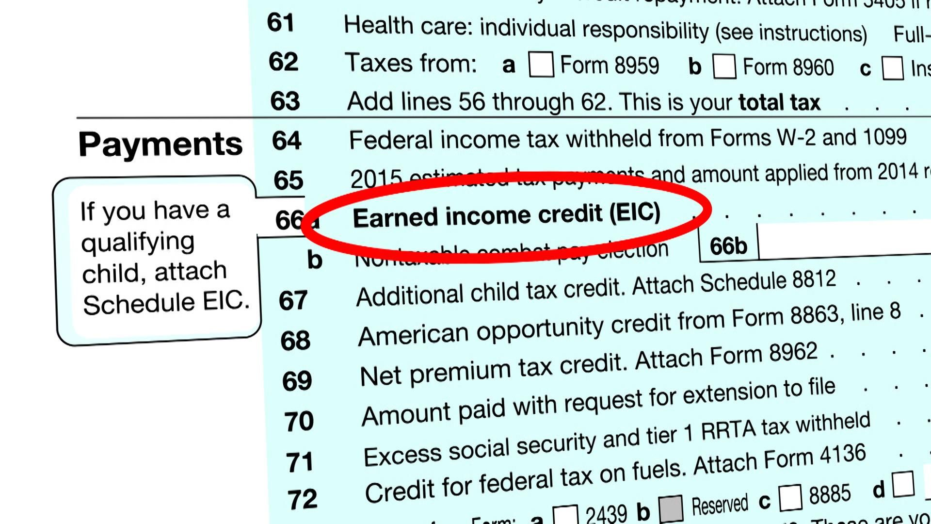 The Earned Tax Credit May Help You Get the Biggest