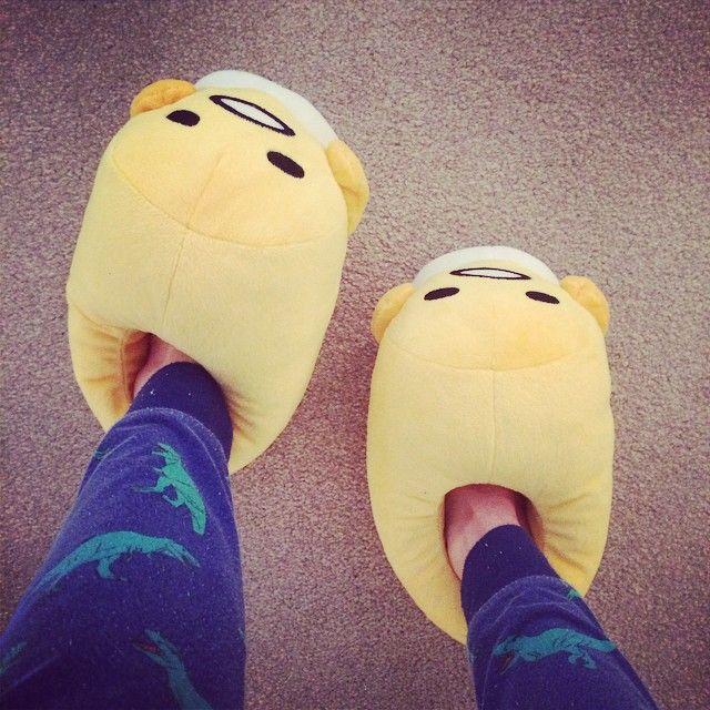 677f1af707f Gudetama slippers - Google Search