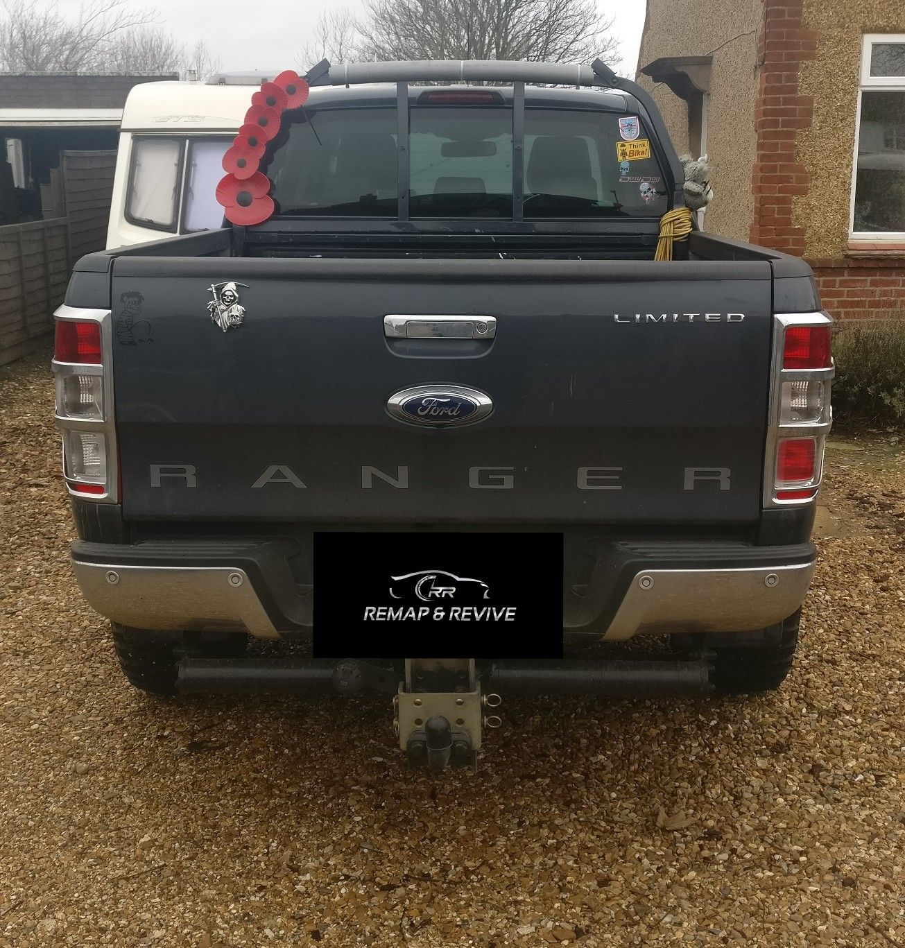 With Added Height And Width This 2 2 Tdci Ford Ranger Is Needing