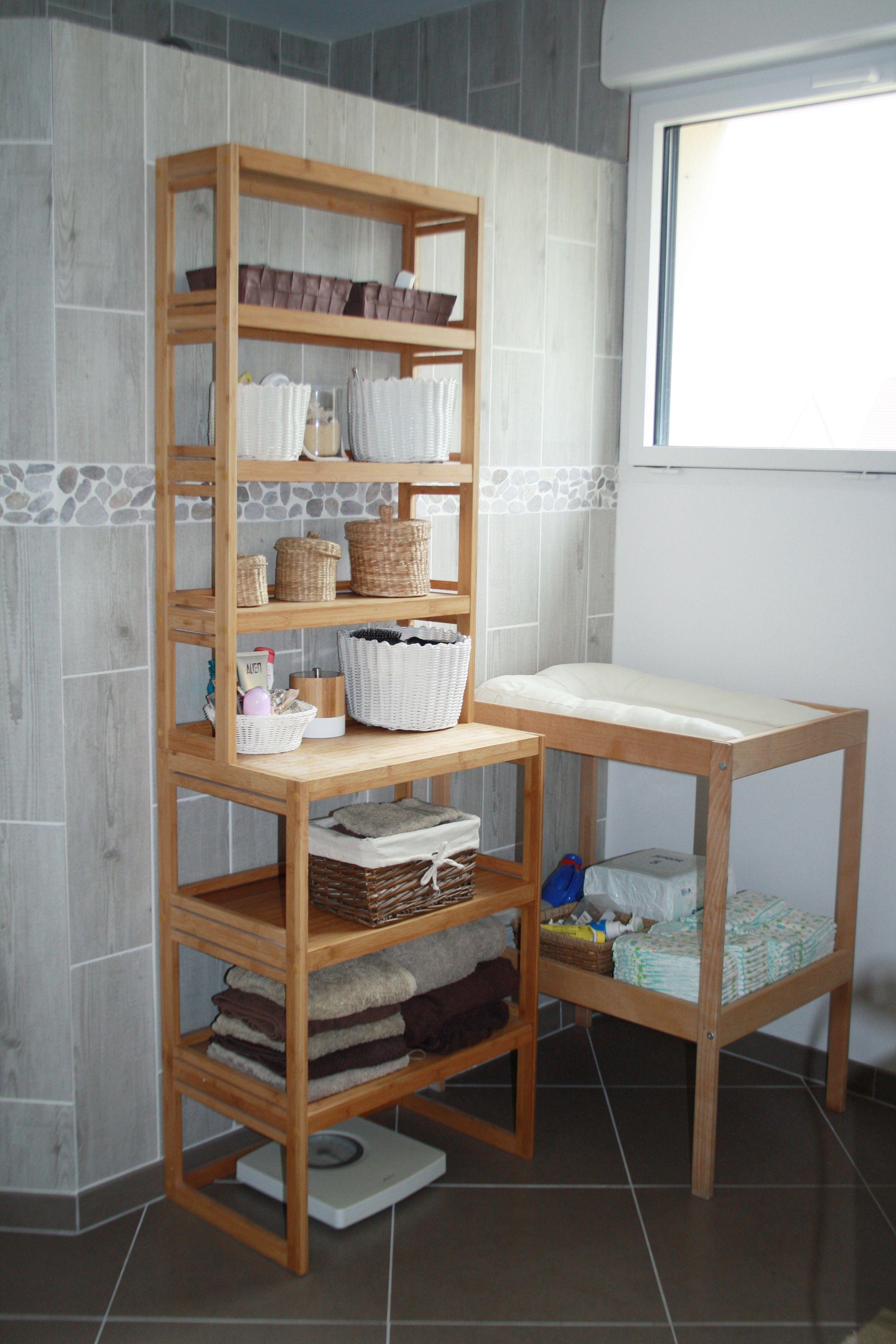 Meubles Bambou Alinea Paniere Castorama Boites Et Table A Langer Ikea Muebles Muebles De Bano Decoracion Banos