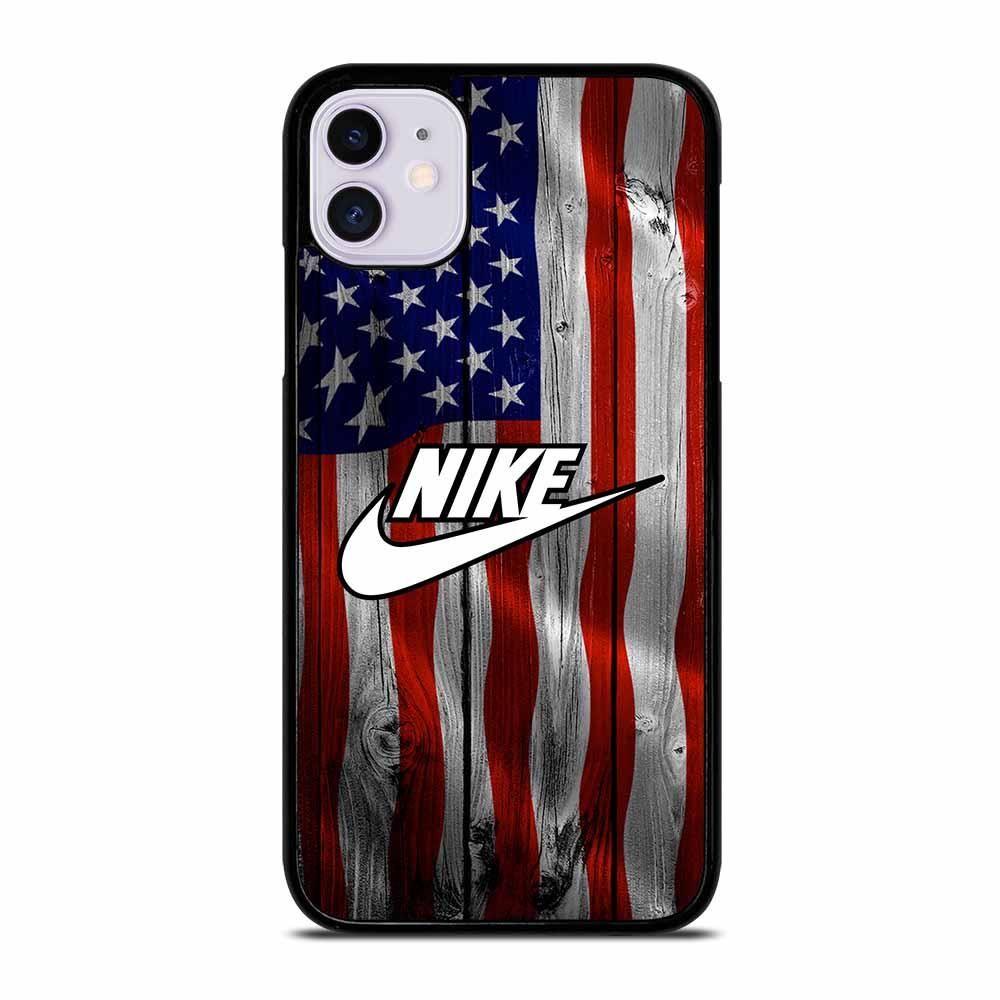 American flag nike iphone 11 case