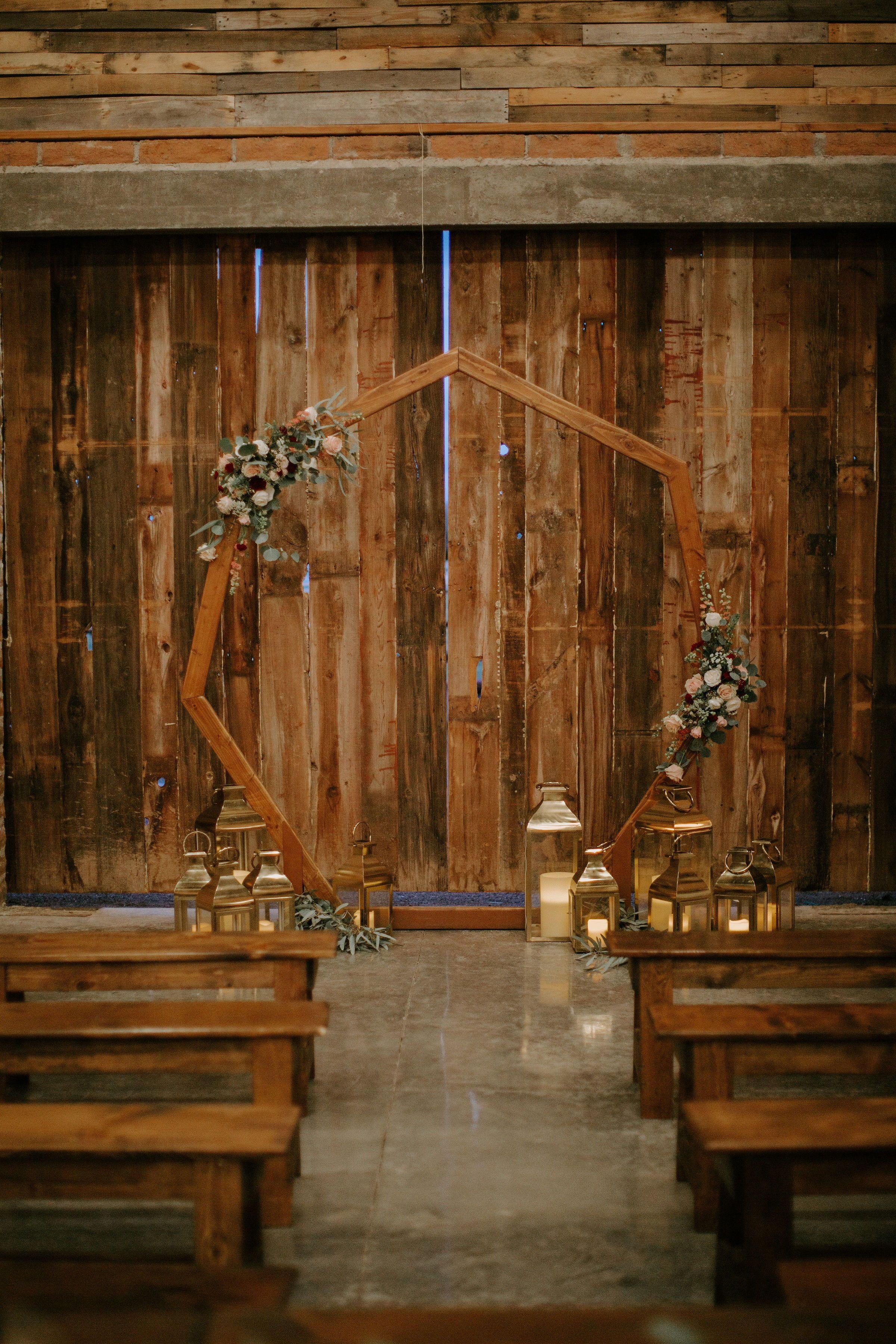 Geometric wedding arch wedding arch rental wedding