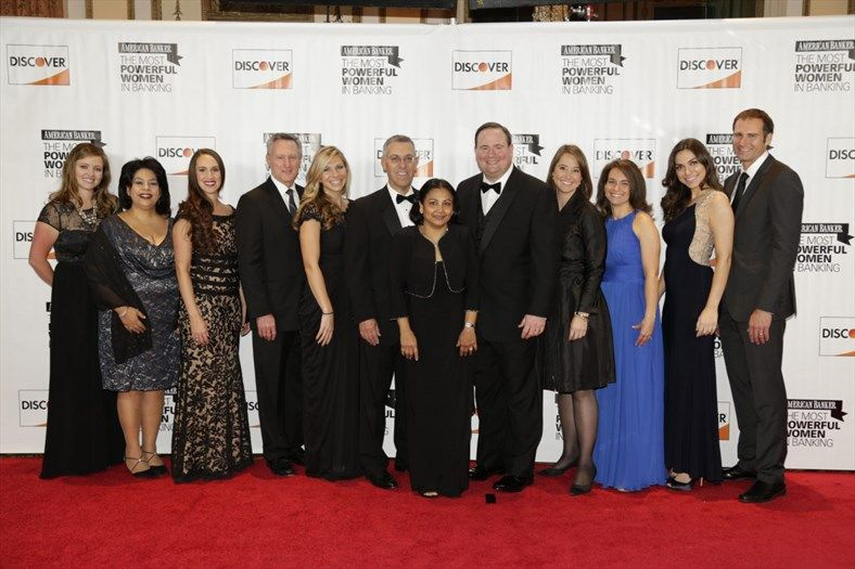 Our own women (& men) of Protiviti at the Most Powerful Women in Banking Gala 2014 in NYC.  Protiviti was a Platinum sponsor.