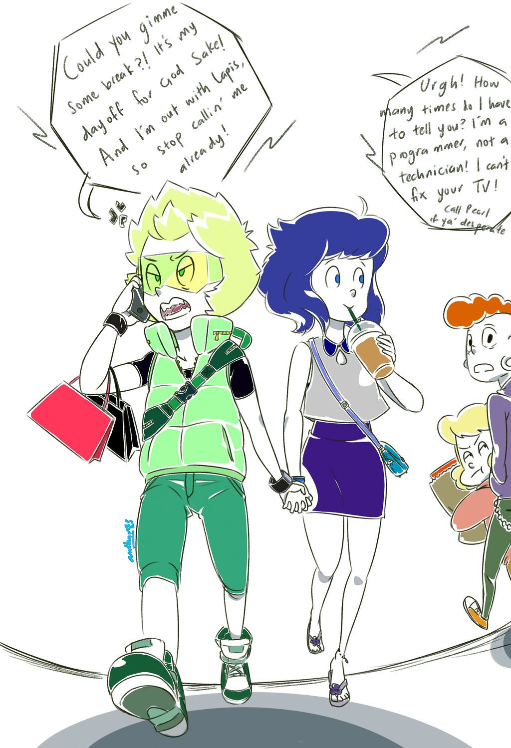 Lapidot, again by AUTHOR45 on DeviantArt