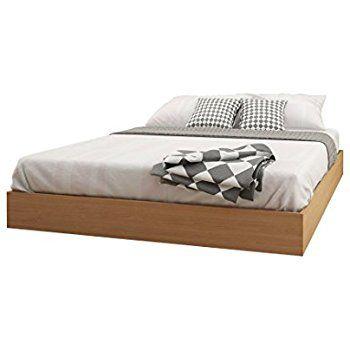 Platform Bed Frame Queen | BEDS DESIGN | Pinterest | Platform beds ...