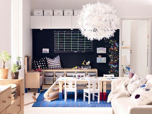 Kids room ideas Coup de coeur Pinterest Playrooms, Kids rooms
