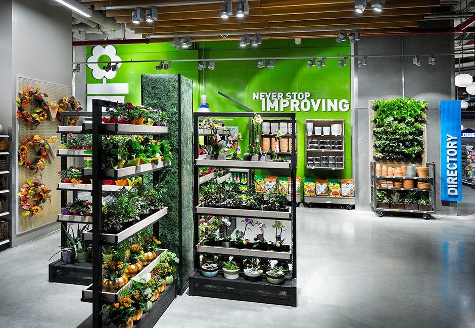Lowe S Manhattan Supermarket Design Retail Store Design Store Design
