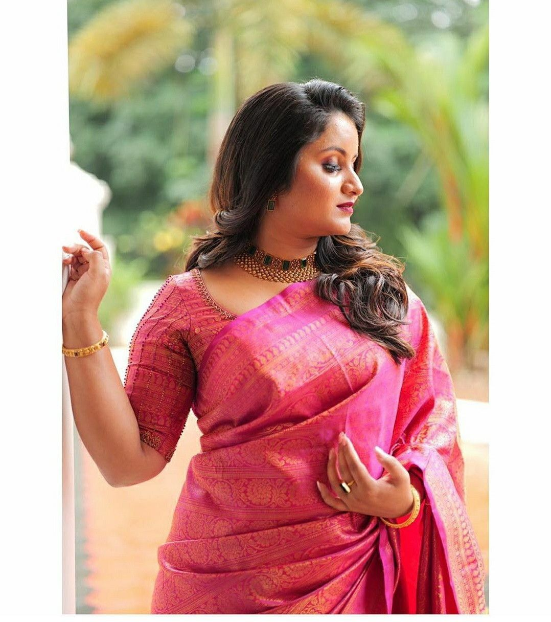 Kerala Party Hairstyles: Pin By Divya Thankachan On Sarees(casuals/party Wear