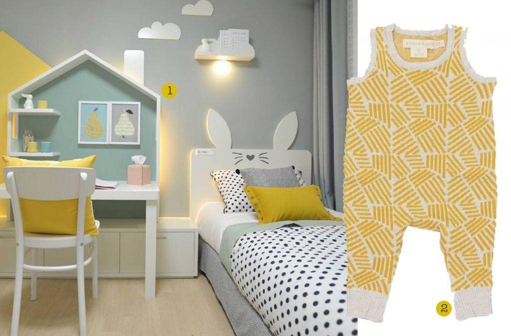 Behang Kinderkamer Geel : Afbeeldingsresultaat voor kinderkamer geel kinderslaapkamer