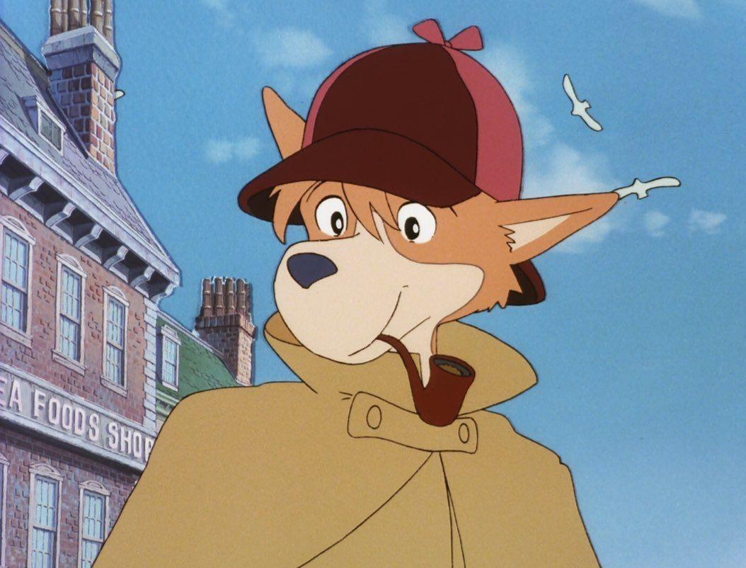 埋め込み画像 Nostalgic memories of a childhood Sherlock