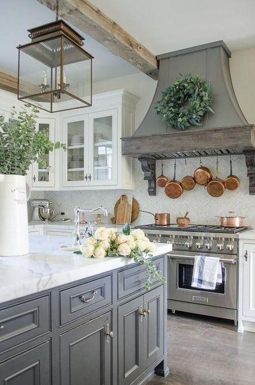 9 Adorable Fall Farmhouse Kitchen Ideas to Make it Really Match ...