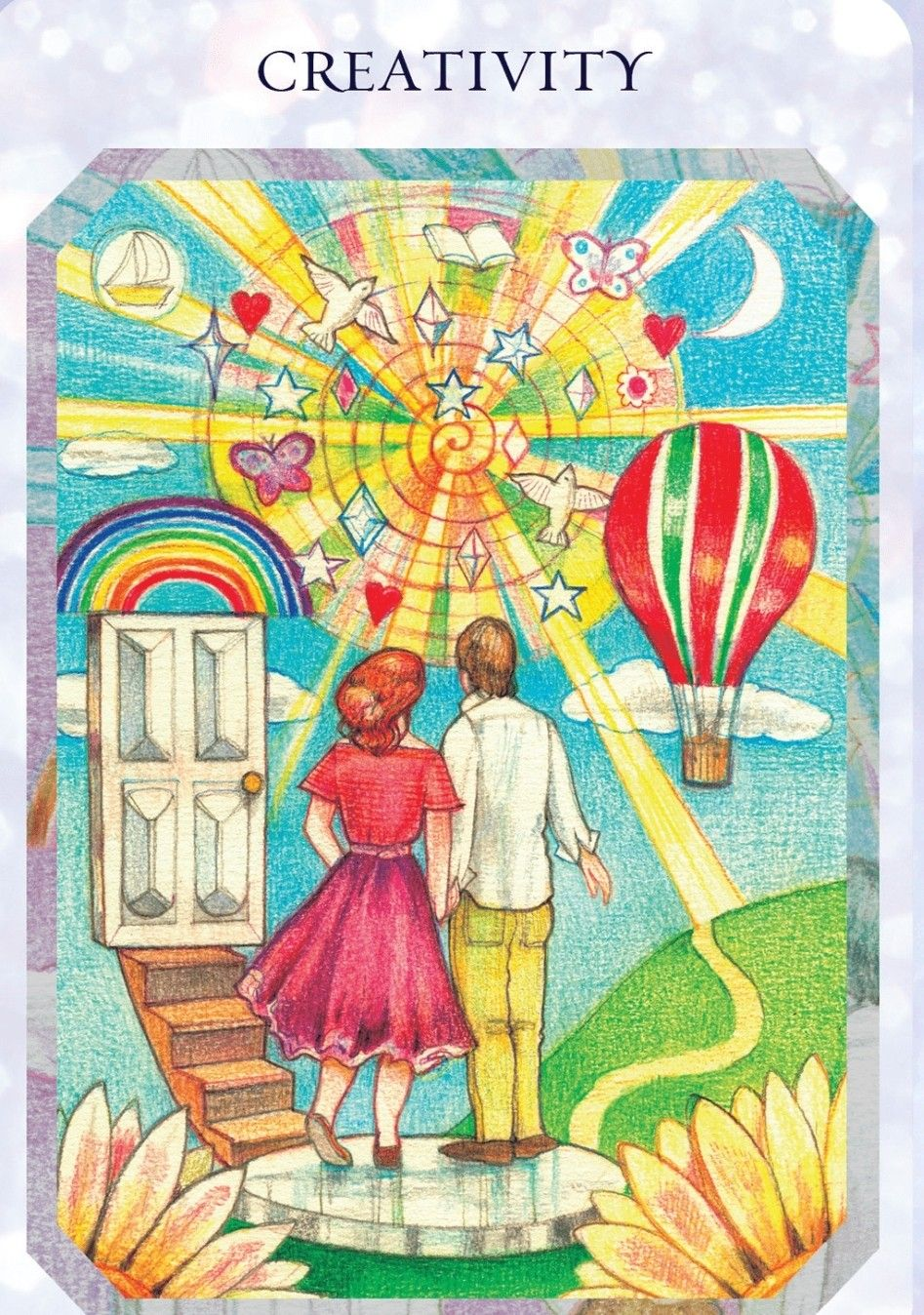 True Love Reading Cards Creativity With Images Metaphysical