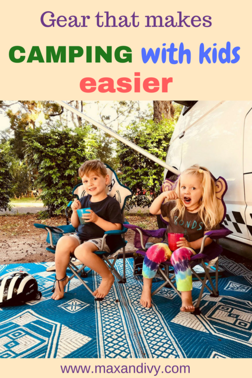 Photo of Gear that makes camping with kids easier – Max & Ivy