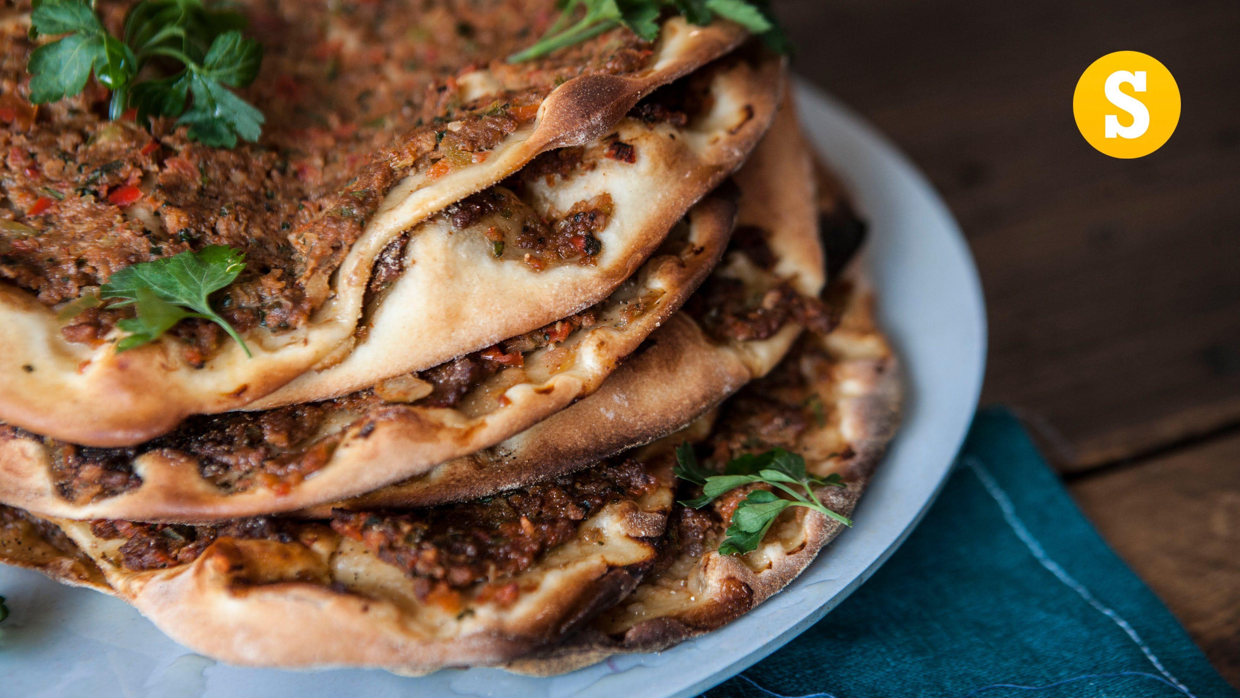 Turkish Pizza Recipe  welcome to sarajevo