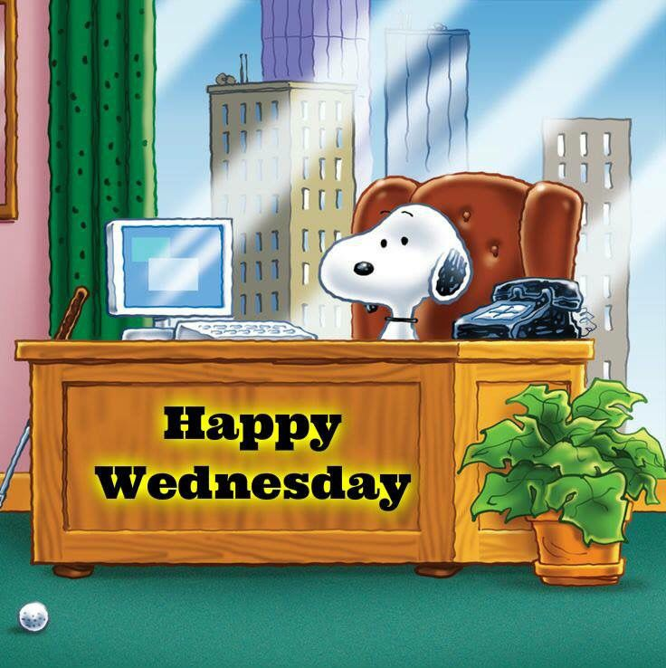 Snoopy Happy Wednesday Pictures, Photos, and Images for ...