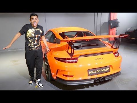 DUBAI'S RICHEST KID BUYS SUPERCAR AT AGE 15 !!! - YouTube | movlogs