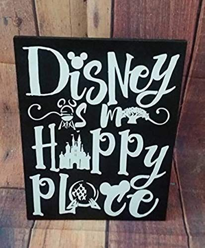 Enjoy exclusive for Disney Happy Place, Disney decor online - Toplikestylish