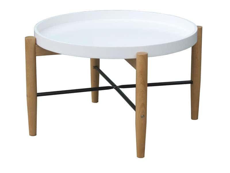 Table Basse Olga Coloris Blanc Vente De Table Basse Conforama Table Basse Table Basse Conforama Table Basse Ronde Blanche