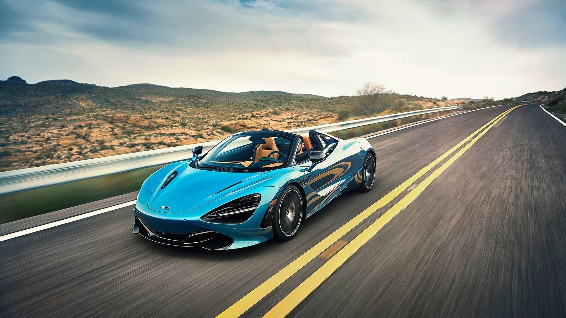 2020 Mclaren 720s Spider Super Cars Concept Cars Car