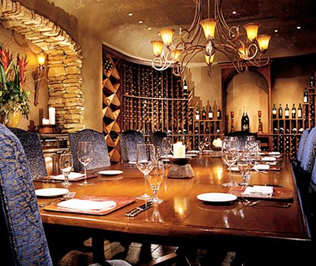 Vigilant Mahogany Wine Racks Are Featured In This Private Dining Endearing Private Dining Rooms Boston Decorating Design