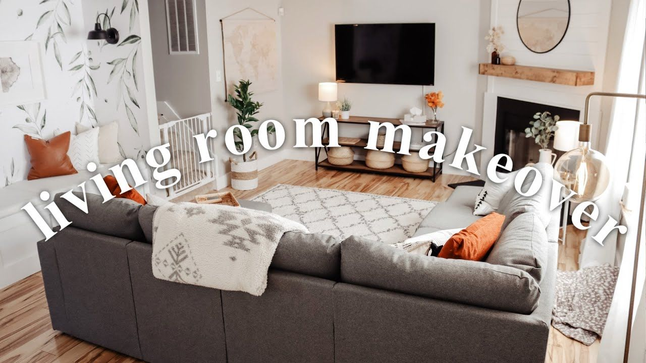 Extreme Living Room Makeover 2020 Cozy Diy Youtube Livingroom Layout Living Room Makeover Living Room Diy Youtube decorating living room