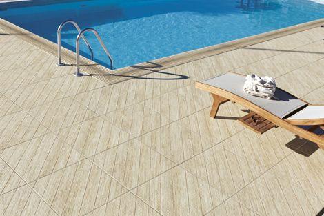 Fitzgerald Tile Porcelain Planks The