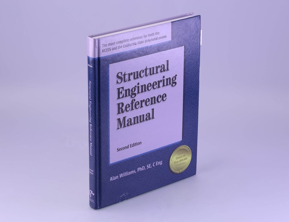 Structural Engineering Reference Manual By Alan Williams
