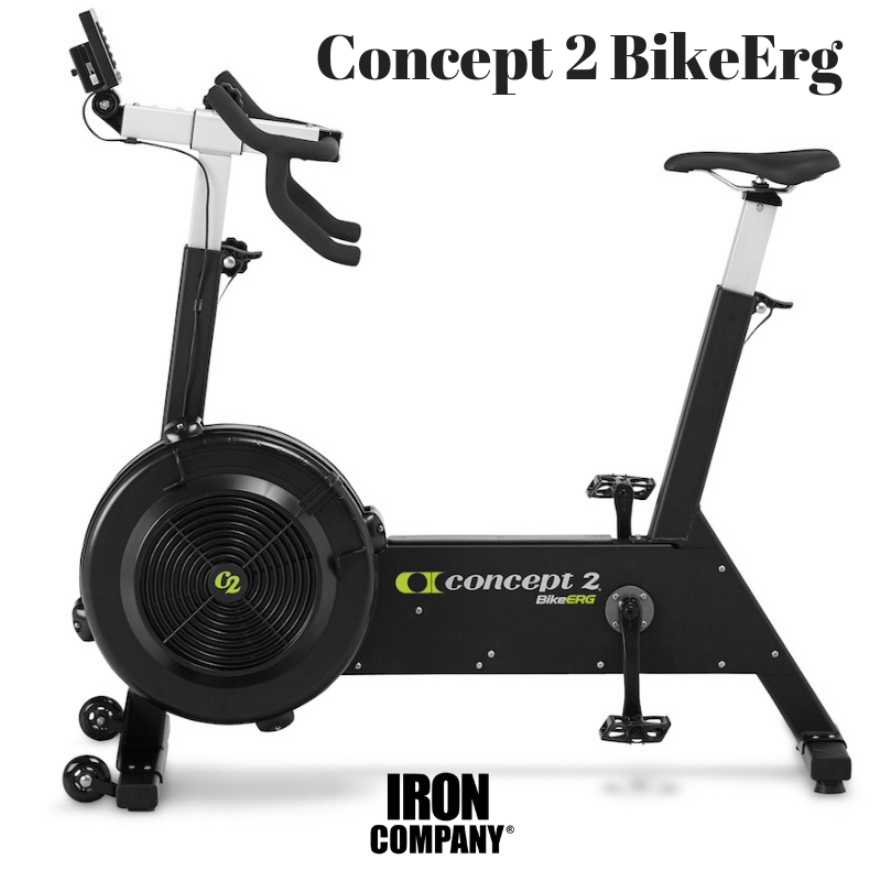 The Concept2 BikeERG is a sport ergometer upright exercise