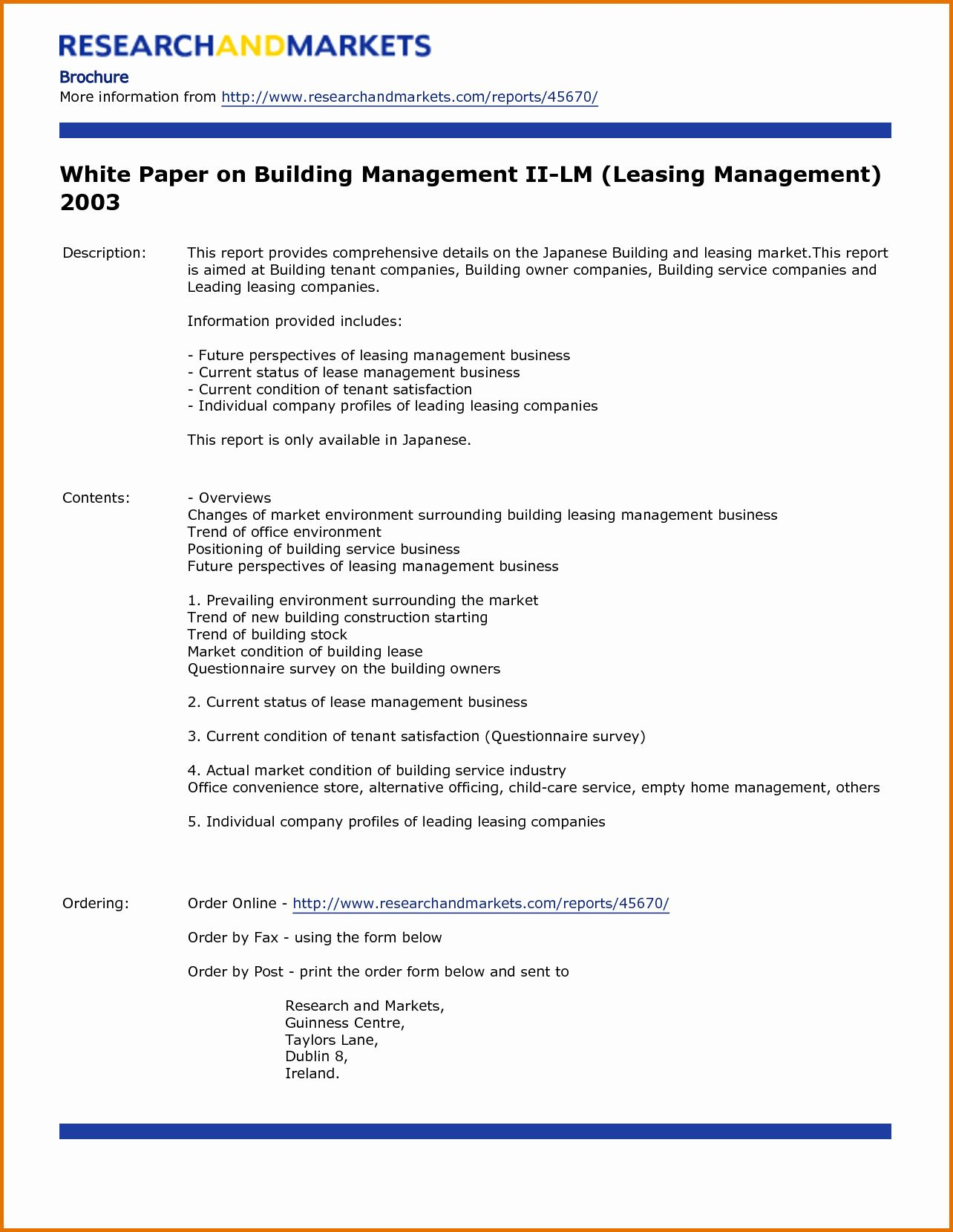 Ms Word White Paper Template from i.pinimg.com