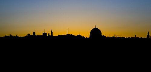 Jerusalem skyline   Jerusalem skyline