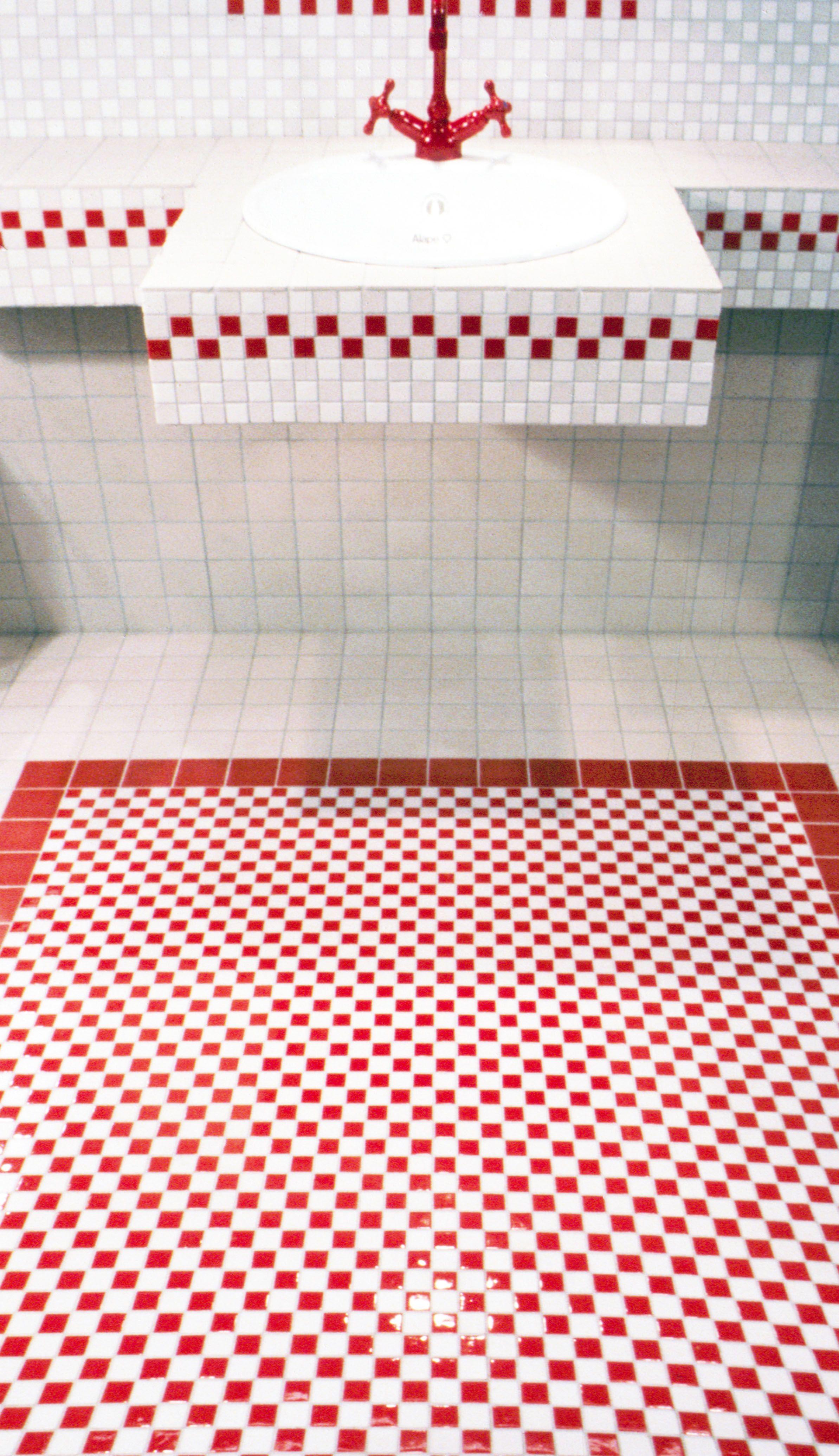 Fuite Robinet Mitigeur Salle De Bain ~ Briare Mosaiigid Mosaics Pinterest Damier Maux Et Emaux De