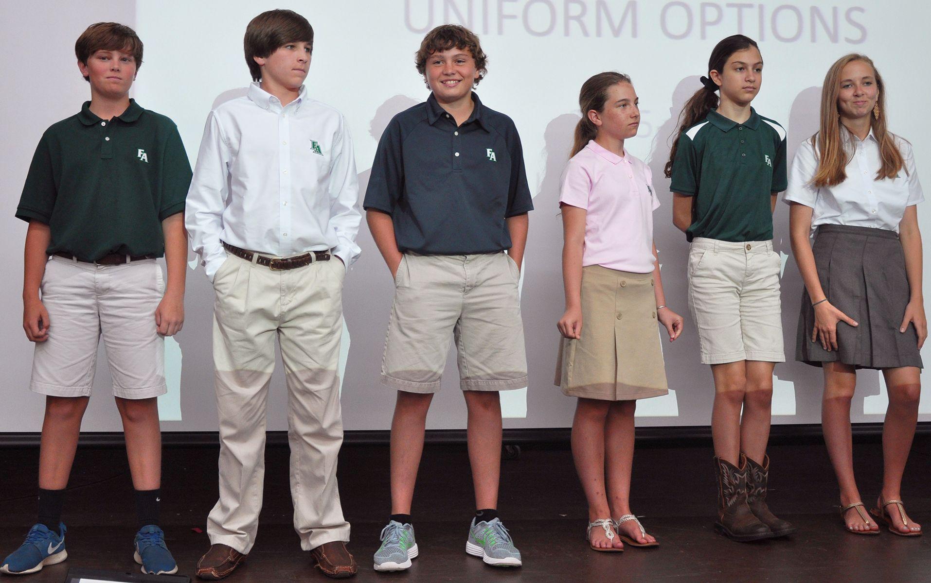 49d35149a catholic middle school uniforms - Google Search | faith the play ...