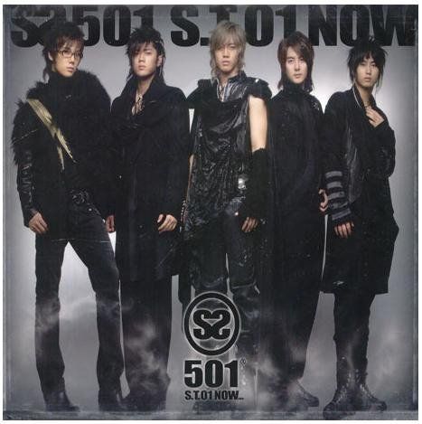 ss501 s.t 01 now