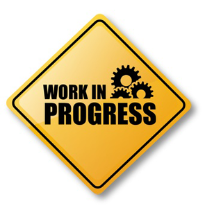 Social Is Work In Progress Png 295 300 Progress Work In Progress The Day Will Come