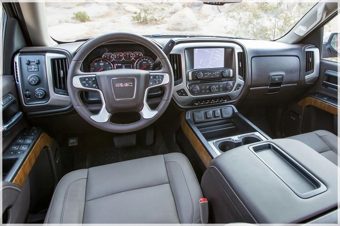 When Will 2020 Gmc Yukon Interior Come Out Gmc Yukon Denali