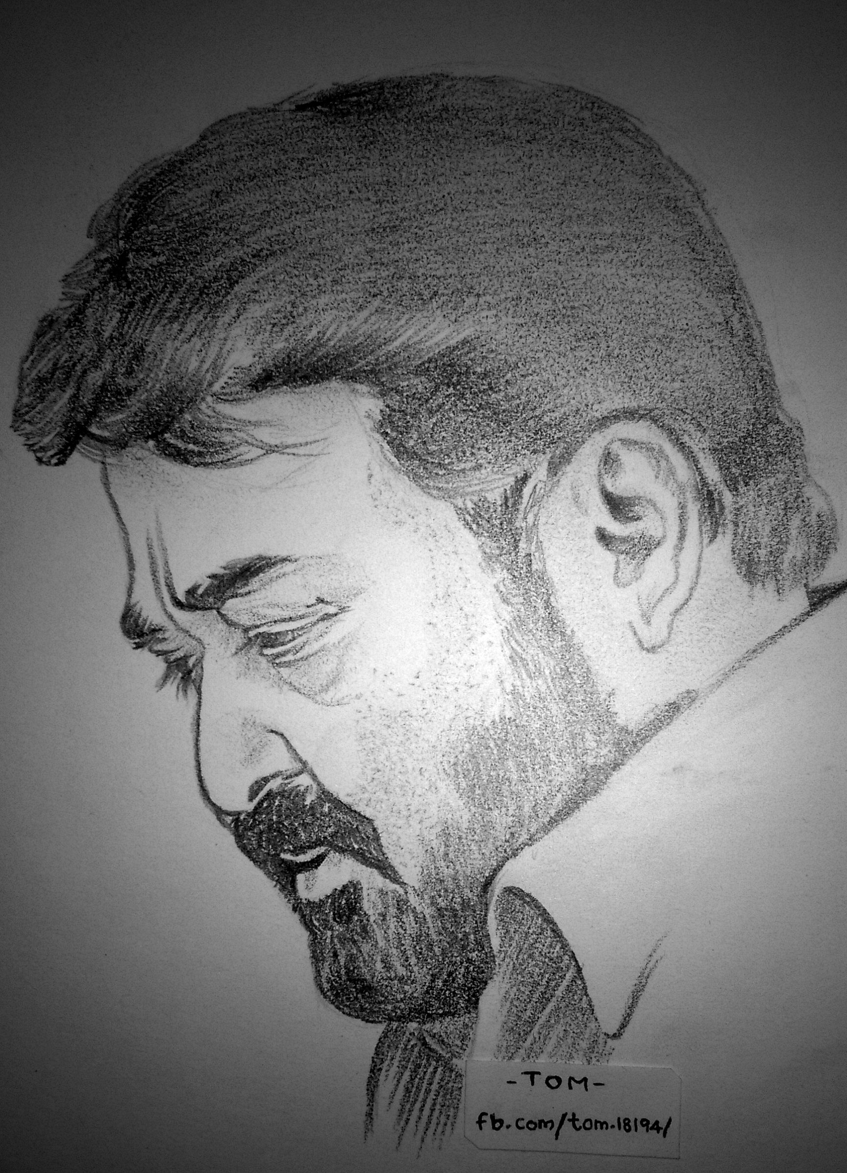 Mohanlal step by step drawing pencil drawings my drawings stenciling graphite