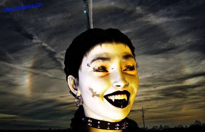 Luna Occulta Solara: Not that kind of angel