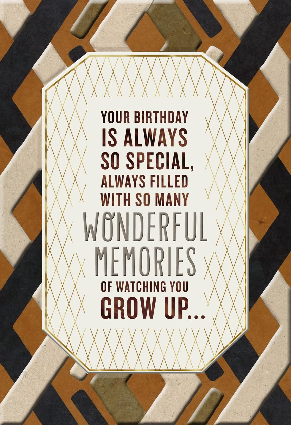 You're a Blessing, Son Birthday Card Birthday cards for