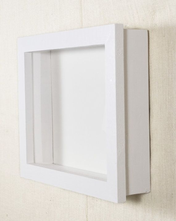 Shadow Box Frame 8x10 DEEP Shadow Box 2 Inches or 3 by AnotherCup ...