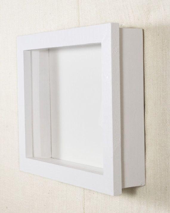 Shadow Box Frame 18x24 Deep Shadow Box Display Case Picture Frame Display Frame White Deep Shadow Box Shadow Box Shadow Box Frames